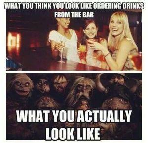 drink orders