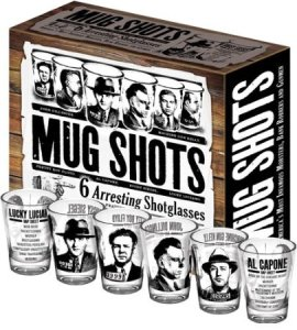 shot glasses