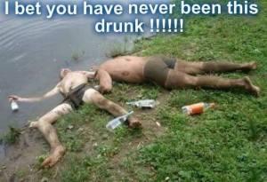 this drunk