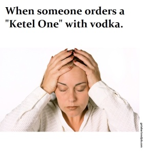 ketel one with vodka