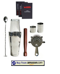 WIN-WARE Boston Cocktail Shaker Gift Set